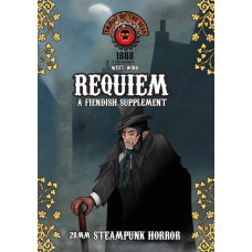 Empire of the Dead Requiem Supplement for Empire of the Dead (PDF Download)