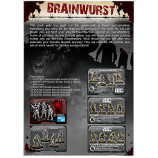 SOTR-SP02 Brainwurst Zombie Onslaught Starter Box Set