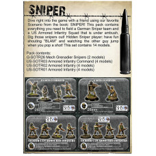 SOTR-SP01 Sniper Starter Box Set